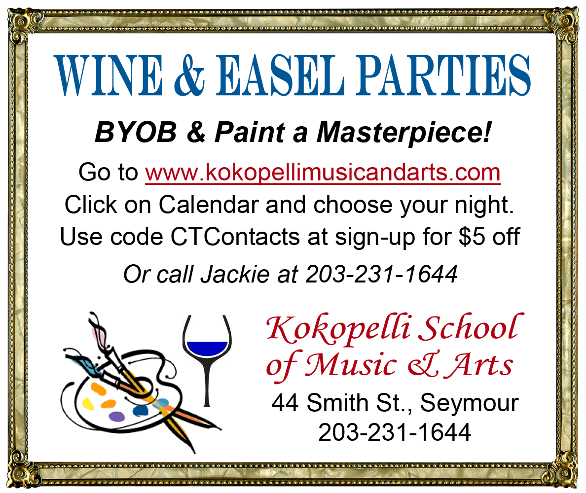 Wine & Easel Parties